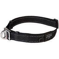 ROGZ obojek safety collar černý 2,5×42-66cm - Obojek pro psy