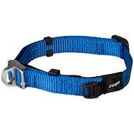 ROGZ obojek safety collar modrý 1,6×27-39cm - Obojek pro psy