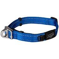 ROGZ obojek safety collar modrý 2×33-48cm - Obojek pro psy