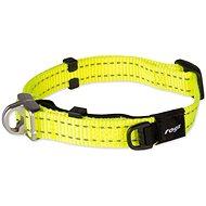 ROGZ obojek safety collar žlutý 1,6×27-39cm - Obojek pro psy