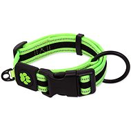 ACTIVE collar fluffy L lime 3,2 × 39-59 cm - Dog Collar