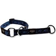 ROGZ obojek Alpinist polostahovací modrý 2×34-56cm - Obojek pro psy