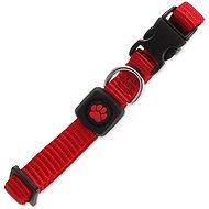 ACTIVE obojek Premium červený - Obojek pro psy