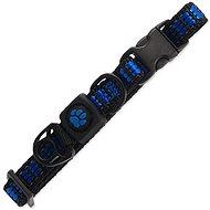 ACTIVE obojek Strong XS modrý 1×21-30cm - Obojek pro psy