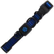 ACTIVE obojek Strong S modrý 1,5×27-37cm - Obojek pro psy