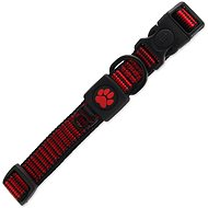 ACTIVE Strong M collar red 2 × 34-49 cm - Dog Collar