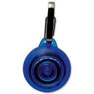 ROGZ známka RogLite modrá 3,1cm - Světlo na obojek