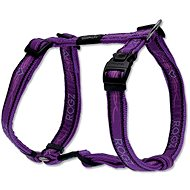 ROGZ postroj Fancy Dress purple chrome 2×45-75cm