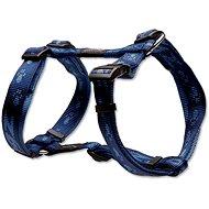 ROGZ postroj Alpinist modrý 2×45-75cm - Postroj pro psa
