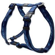 ROGZ postroj Alpinist modrý 2,5×60-100cm - Postroj pro psa