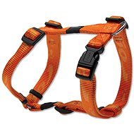 ROGZ postroj Alpinist oranžový 1,6×32-52cm - Postroj pro psa