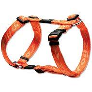 ROGZ postroj Alpinist oranžový 2×45-75cm