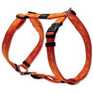 ROGZ postroj Alpinist oranžový 2,5×60-100cm - Postroj pro psa