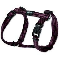 ROGZ postroj Alpinist fialový 1,1×23-37cm - Postroj pro psa