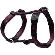 ROGZ postroj Alpinist fialový 2×45-75cm - Postroj pro psa