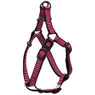 ACTIVE postroj premium L růžový 2,5×65-99cm - Postroj pro psa