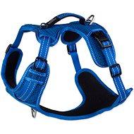 ROGZ postroj explore modrý 2×53-73cm - Postroj pro psa