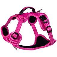 ROGZ postroj explore růžový 1,6×37-48cm - Postroj pro psa