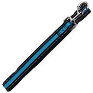 DOG FANTASY vodítko neoprene M/L modré 2,5×120cm - Vodítko pro psa