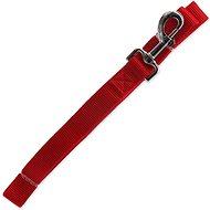 DOG FANTASY vodítko Classic L červené 2,5×120cm - Vodítko pro psa