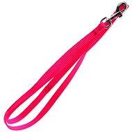 DOG FANTASY vodítko Classic XS růžové 1×120cm - Vodítko pro psa