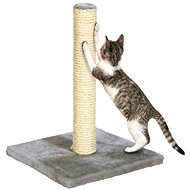 MAGIC CAT odpočívadlo Nora 41×41×62cm šedé - Škrabadlo pro kočky