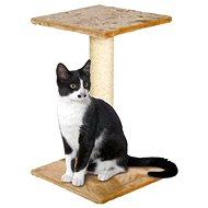 MAGIC CAT odpočívadlo Beata 38×38×60cm béžové - Škrabadlo pro kočky