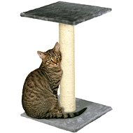 MAGIC CAT Beata Landing 38 × 38 × 60cm Grey - Cat Scratcher