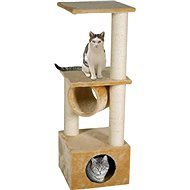 MAGIC CAT Tamara Landing 36 × 36 × 109cm, Beige - Cat Scratcher
