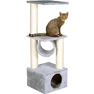 MAGIC CAT  Tamara Landing 36 × 36 × 109cm Grey - Cat Scratcher
