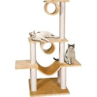MAGIC CAT Iveta Rest Area 103 × 57 × 141cm Beige - Cat Scratcher