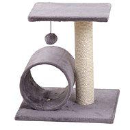 MAGIC CAT odpočívadlo Helen 35×40×54cm šedé - Škrabadlo pro kočky