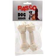 Rasco uzel bůvolí bílý 11cm 2ks - Pamlsky pro psy