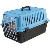FERPLAST Atlas 20 Crate Blue Top 58 × 37 × 32cm - Dog Carriers