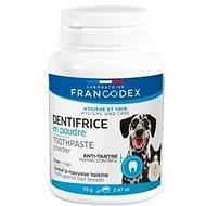 Francodex Pudr dentální pes, kočka 70g - Prostředek na zuby