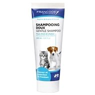 Francodex Gentle Shampoo for Puppies and Kittens 200ml - Shampoo for dogs and cats