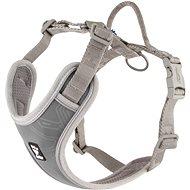 Postroj Hurtta Venture šedý 35-40cm - Postroj pro psa