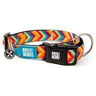 Max & Molly Smart ID obojek polostahovací, Summertime, velikost L
