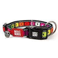Obojek pro psy Max & Molly Smart ID obojek polostahovací, Movie, Velikost L - Obojek pro psy