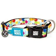 Max & Molly Smart ID Collar semi-retractable, Puzzle, Size XS - Dog Collar