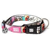 Max & Molly Smart ID Collar semi-retractable, Missy Pop, Size M - Dog Collar