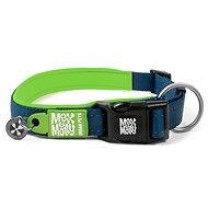 Max & Molly Smart ID obojek polostahovací, Matrix Lime Green, Velikost XS