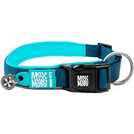 Max & Molly Smart ID Collar semi-retractable, Matrix Sky Blue, Size XS - Dog Collar