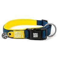 Max & Molly Smart ID Collar half-choke, Matrix Yellow, Size S - Dog Collar