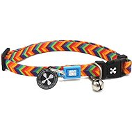 Max & Molly Smart ID Cat Collar, Summertime, One Size - Cat Collar