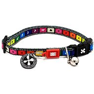 Max & Molly Smart ID Cat Collar, Movie, One Size - Cat Collar