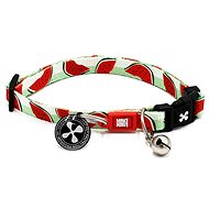 Max & Molly Smart ID Cat Collar, Watermelon, one size - Cat Collar