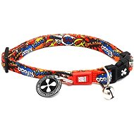 Max & Molly Smart ID Cat Collar, Heroes, one size - Cat Collar