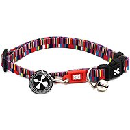 Max & Molly Smart ID Cat Collar, Shopping Time, One Size - Cat Collar