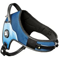 Max & Molly Matrix Power Harness for strong dogs, blue, Size M - Dog harness